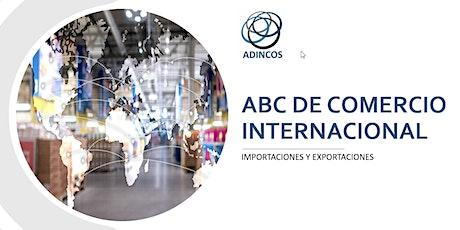ABC de Comercio Internacional (Importacion y Exportación) entradas