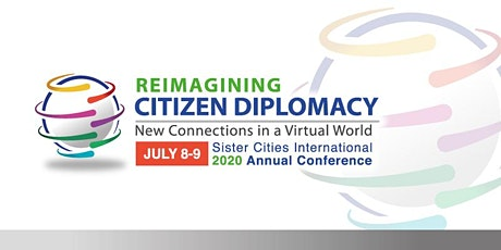 2020 SCI Annual Conference. Reimagining Citizen Diplomacy tickets