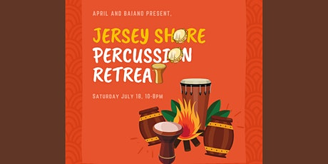 Private Outdoor Percussion Retreat tickets