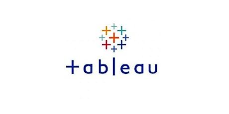 Tableau Desktop Level 1 (Online Instructor-led) in BTII tickets