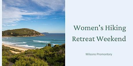 Women's Hiking Retreat | Wilsons Prom tickets