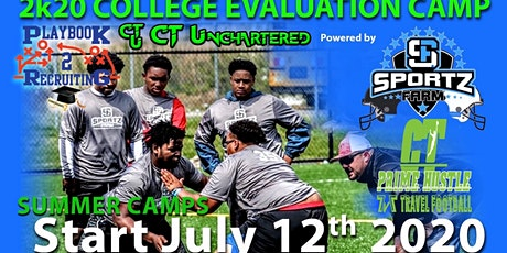 Playbook 2 Recruiting's College Evaluation Camp {LINEMAN ONLY} tickets