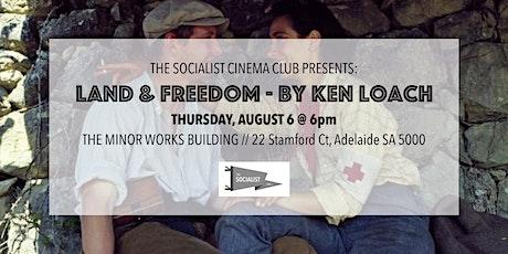 LAND & FREEDOM - BY KEN LOACH tickets