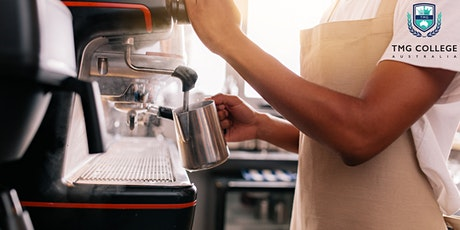 Barista Basics Course - Coffee Class Melbourne tickets