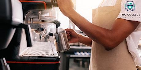 Barista Basics Course - Coffee Class Melbourne tickets