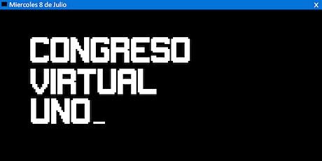 Congreso Virtual UNO entradas
