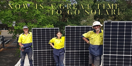 Inner West Community Energy Home Solar Information Night tickets