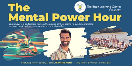 The Mental Power Hour tickets