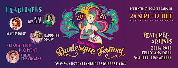 The Australian Burlesque Festival - The Big Tease image