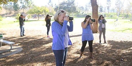 Orange County, Beginner Digital Camera Photo Class (+ Get off of auto!) tickets