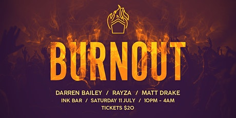 Burnout tickets