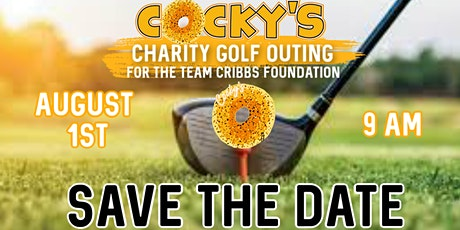 Cocky's 1st Annual Golf Outing tickets