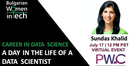 Career in Data Science: A Day in the Life of a Data Scientist tickets