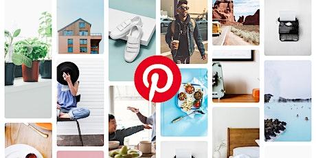 Pinterest: Social Media tickets