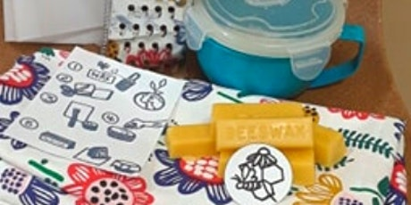 Eco Craft: Beeswax Food Wraps tickets