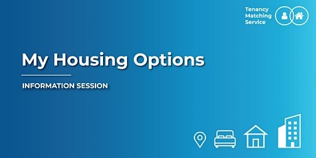 My Housing Options | NSW Online Session tickets