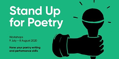 Hunter Poetry - Stand Up for Poetry - 101 Workshop tickets