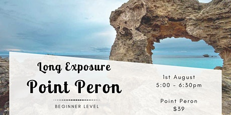 Long Exposure at Point Peron Beach tickets