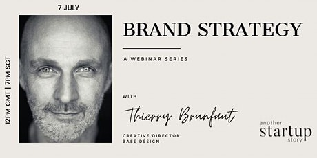 another startup story presents: Brand Strategy tickets