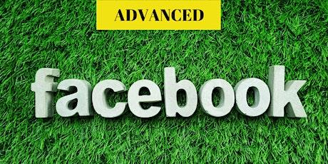 Advanced Facebook Webinar tickets