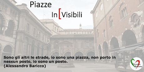 Virtual Tour of Italian Cities - Piazze Invisibili tickets