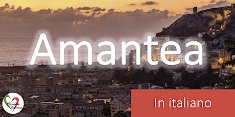 Virtual Tour of Italian Cities - Amabile Amantea tickets