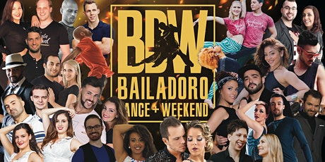 BailAdoro Dance+ Weekend Tickets