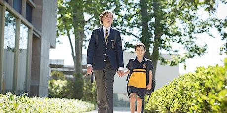 Christ Church Grammar School Principal's Tours - Preparatory School tickets