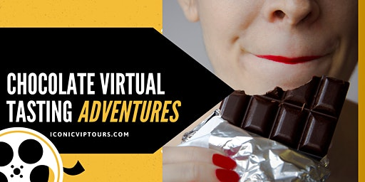 Chocolate Virtual Tasting Adventure