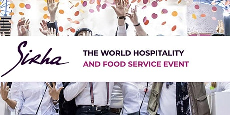 SHIRA - THE WORLD HOSPITALITY AND FOOD SERVICE EVENT billets
