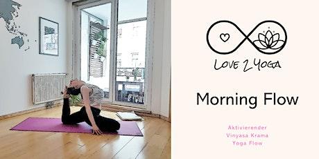 Love2Yoga - Morning Flow Tickets
