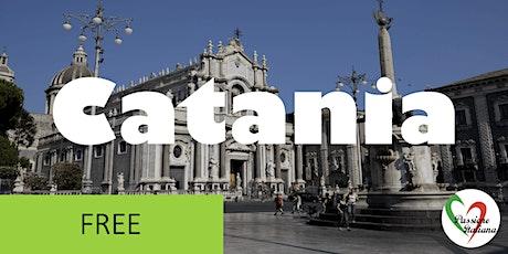 Virtual Tour of Italian Cities - Calda Catania tickets