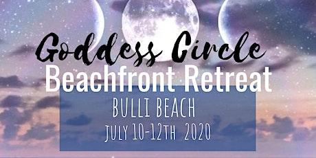 Goddess Retreat Bulli Beach tickets