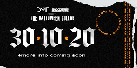 The Halloween Collab entradas