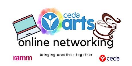 Arts & Culture Coffee Break Networking- Helen Hartstein of RAMM tickets