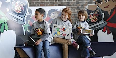 Coderdojo Breda - leer programmeren tickets