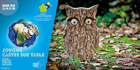 Un air de vacances : Décoration nature - les arbres billets