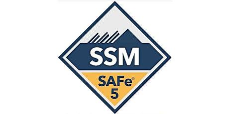 Certified SAFe® Scrum Master (SSM) Tickets
