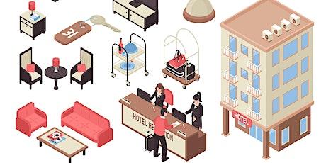 L'hôtellerie en sursis: concepts hôteliers pour survivre au monde d'après billets