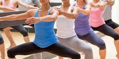Barre Fitness Masterclass tickets