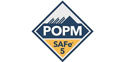 Certified SAFe® Product Owner / Product Manager (POPM)