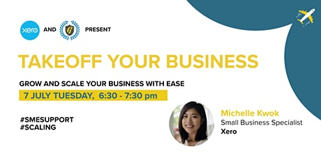 Takeoff Your Business - Grow And Scale Your Business With Ease tickets