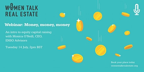 Money, money, money - an intro to equity capital raising tickets