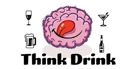 ThinkDrink - a virtual evening at the pub tickets