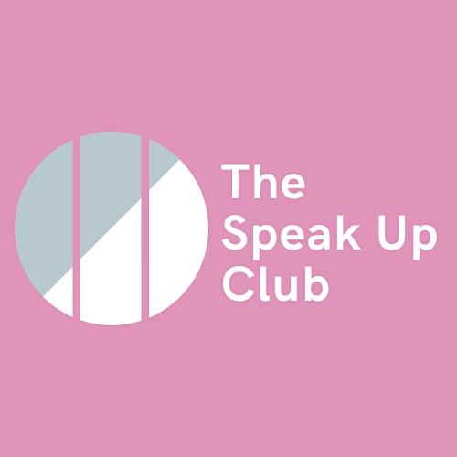 The Speak Up Club  logo