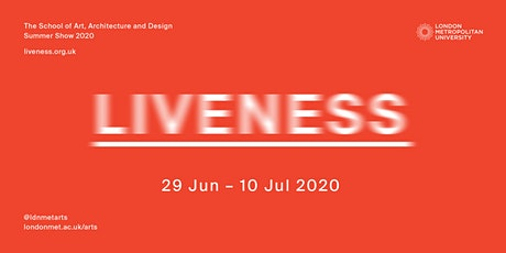 LIVENESS:  Art, Architecture and Design Summer Show tickets