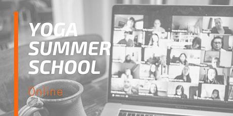 Yoga Summer School #4 (Dominique Hoppmann) Tickets