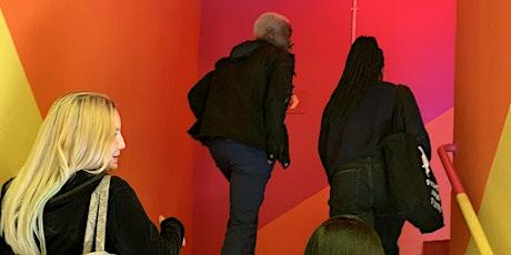 Creative Shift Virtually Visits: Multidisciplinary artist  Stacey Olika tickets