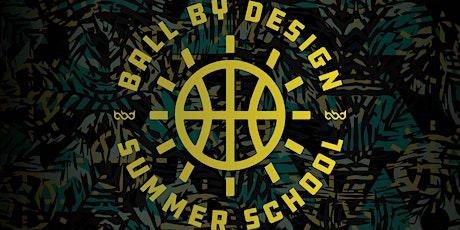 BBD Summer School Session 4 tickets