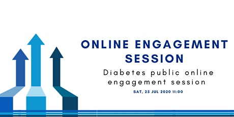 Hampshire Together: Diabetes public online engagement session tickets